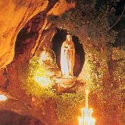 A Lourdes...